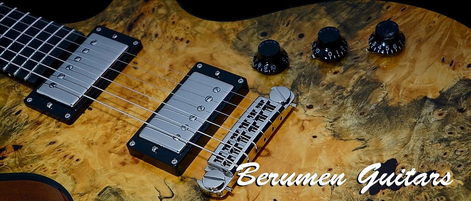 Berumen Guitars