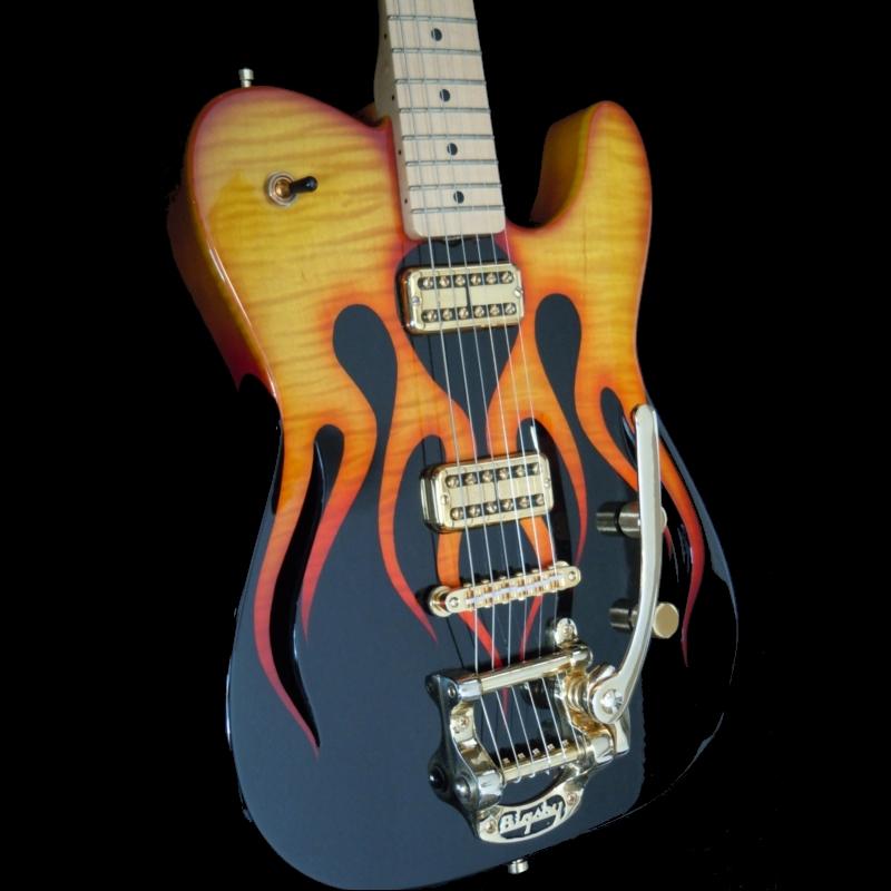 rs guitarworks rockabilly hot rod rebel guitars. Black Bedroom Furniture Sets. Home Design Ideas