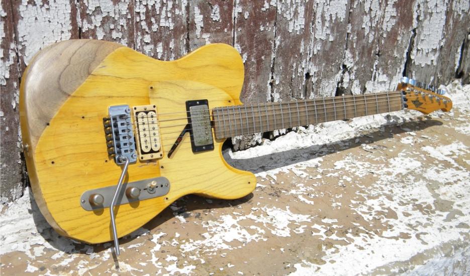 "RS Guitarworks-Old Friend ""Workhorse"" | Rebel Guitars"