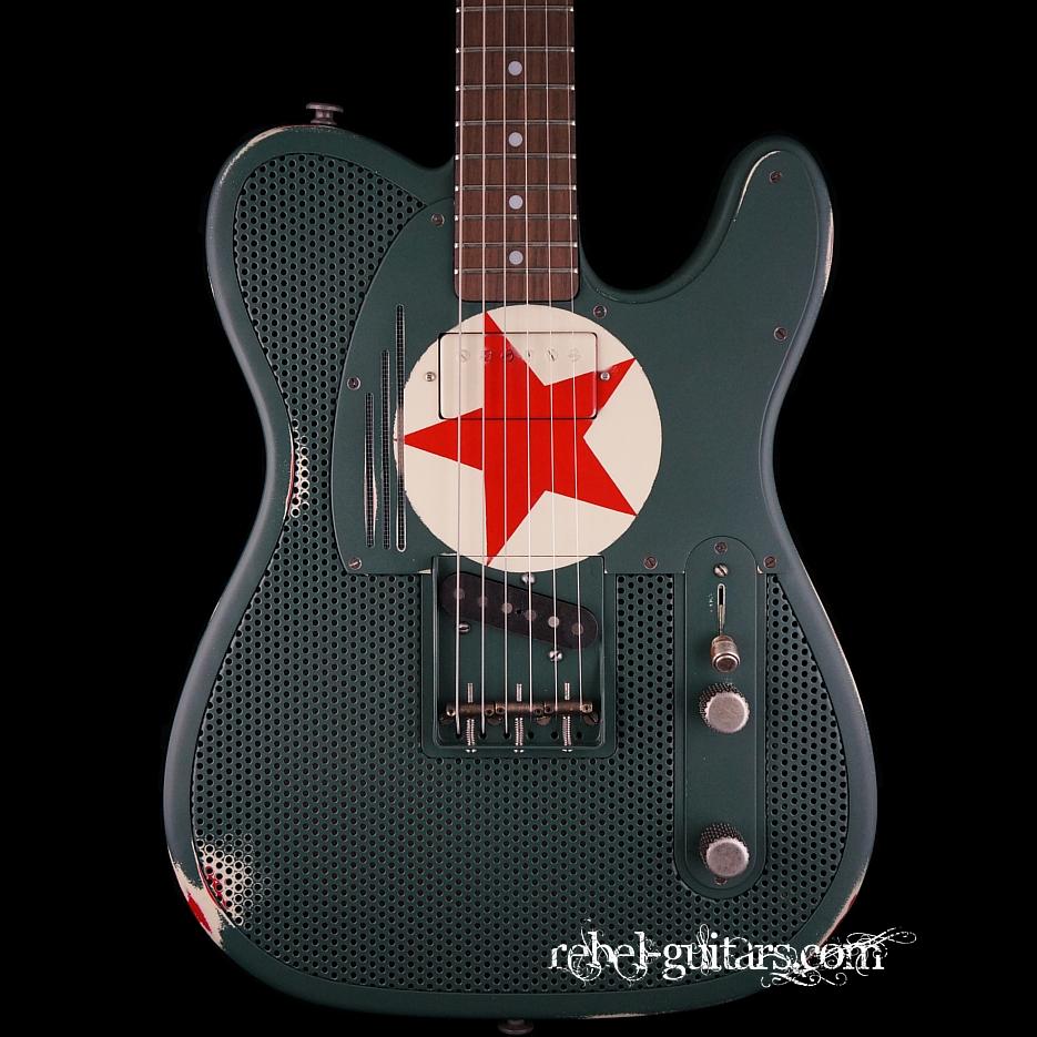 James-Trussart-Red-Star-Green