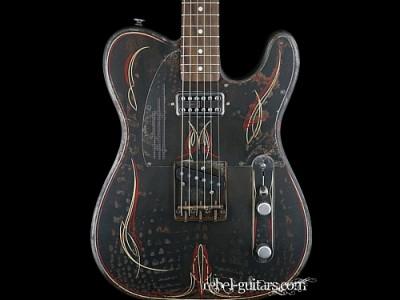 Trussart-Rust-O-Matic-Pintripe-Steelcaster