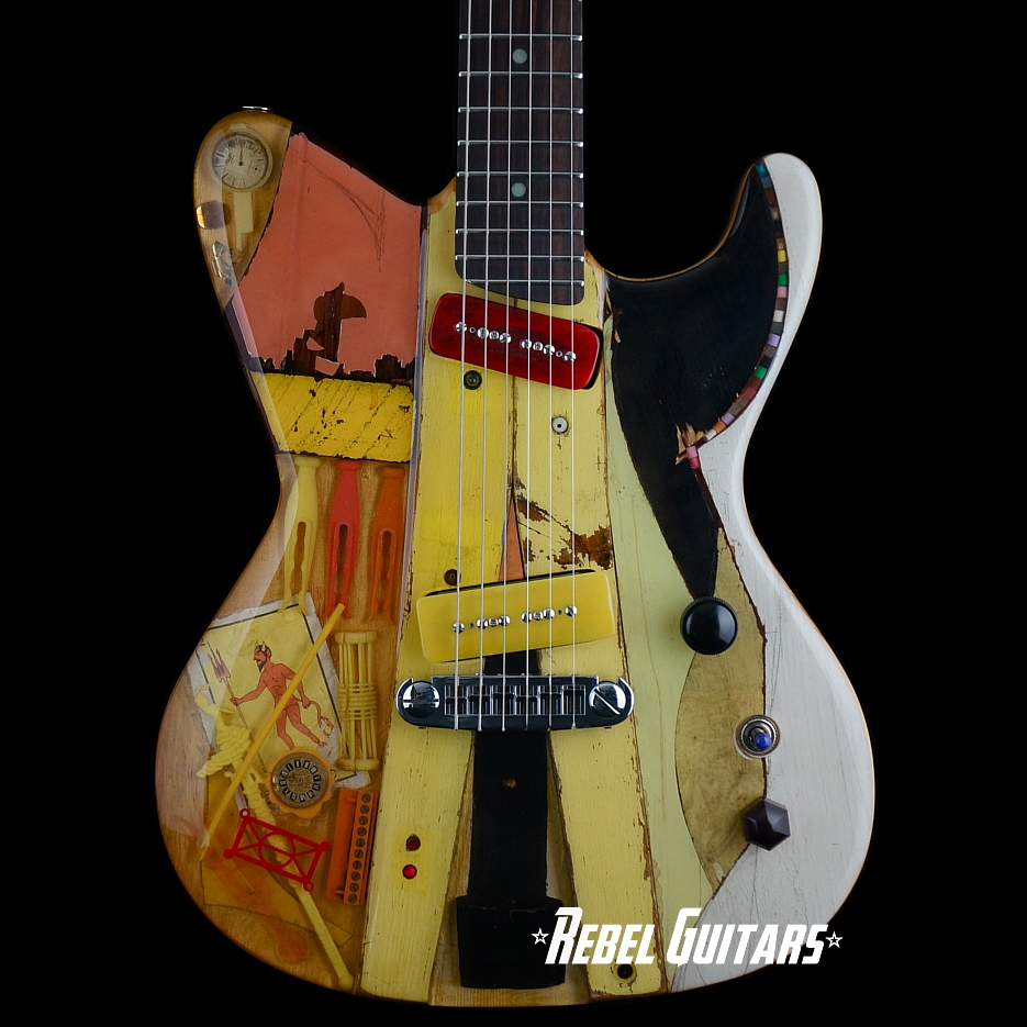Spalt-ResinTop-Guitar-Yellow-Devil-Dance