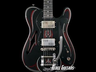 Trussart-Black-Pinstripe-guitar