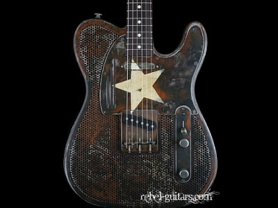 Trussart-Steelcaster-Rusty-Star