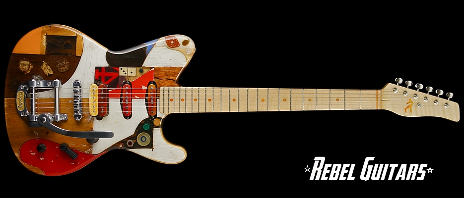 Spalt-Guitar-Totem-RedFour