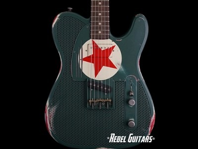 James-Trussart-Steelcaster-Guitar-Red-Star