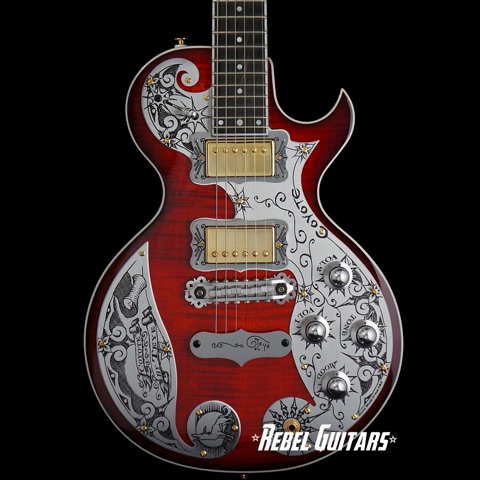 Teye-Cherry-Coyote-Guitar