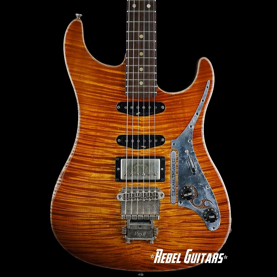 Scala-Flameheart-Guitar