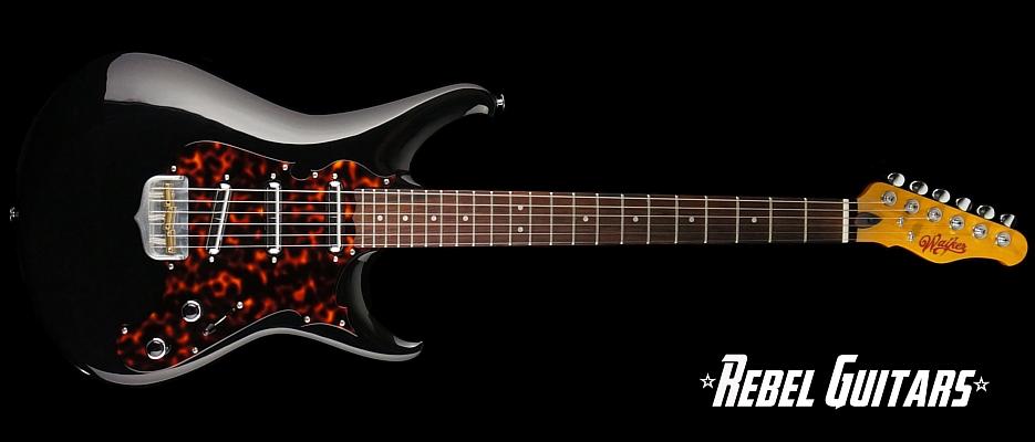 Scott-Walker-Electro-Black-Guitar