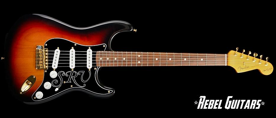 Fender-SRV-Stratocaster