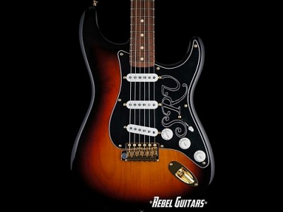 Fender-SRV-Guitar