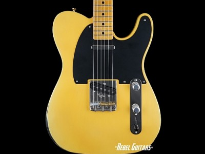 Eleven-Carboncaster-Butterscotch