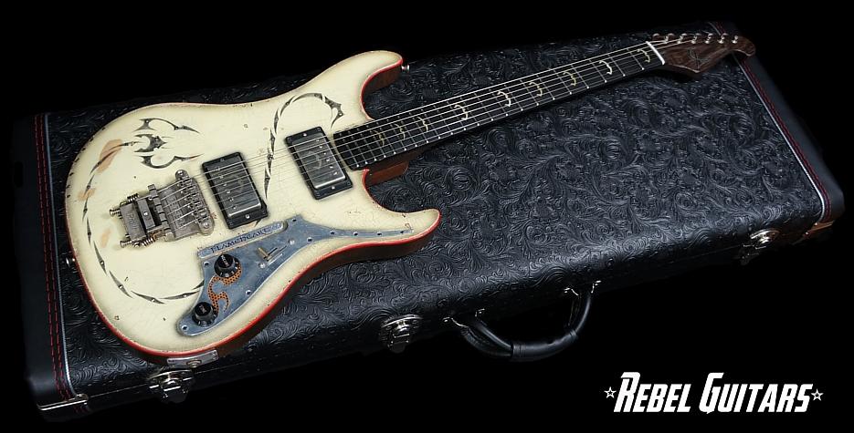 Scala-Flameheart-Scorpio-Snake-Guitar
