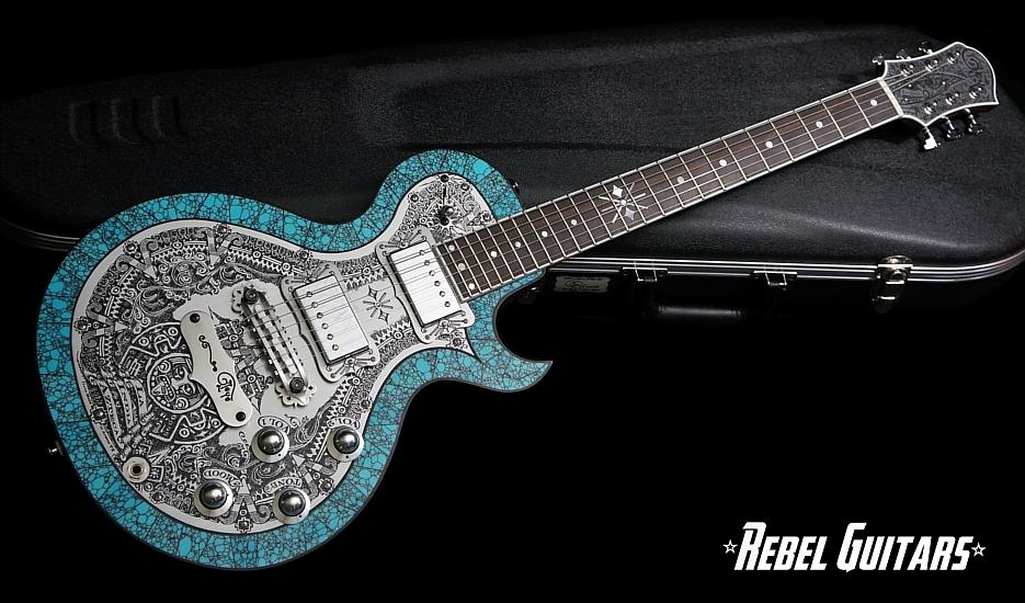 Teye-Guitar-La-India-Azteca