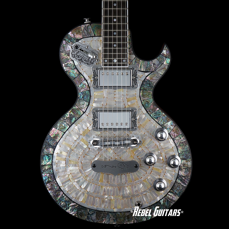 Teye-La-Perla-E-Series-Guitar