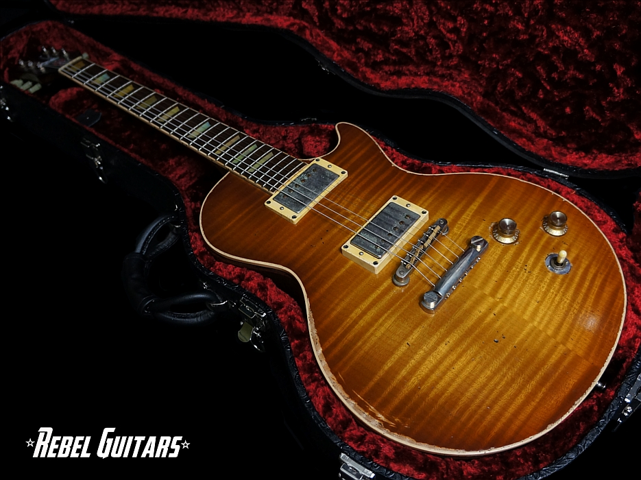 Scala-Guitars-Underdog-Dark-Amber-Burst