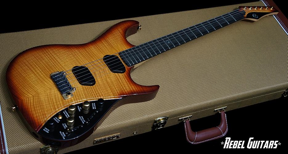 moog guitars