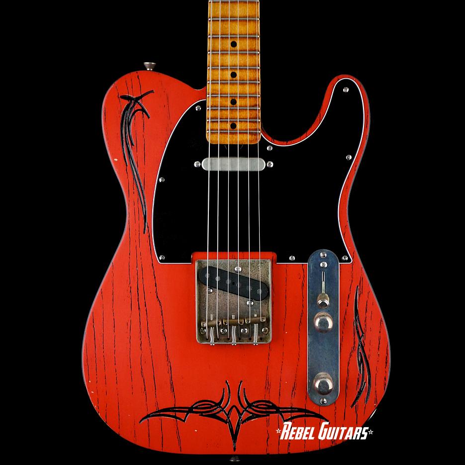 palir-bound-red-pinstrpe-titan-guitar