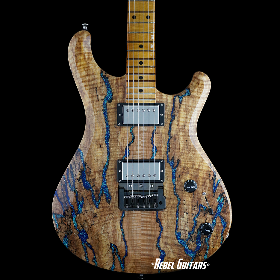 Knaggs Guitars Tier 3 Severn Trembuck Spalted Maple With