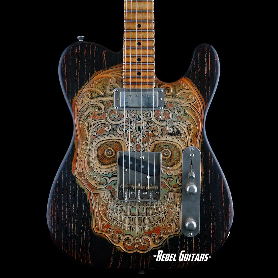 palir-guitar-day-of-dead-black-titan