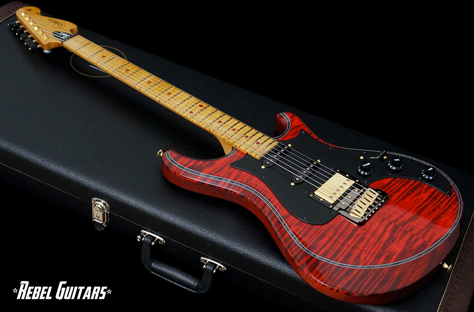 knaggs-severn-x-t2-indian-red-guitar